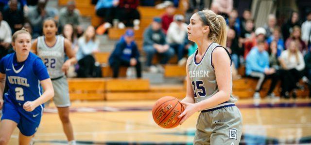 Women's basketball defeats Bethel, men fall short
