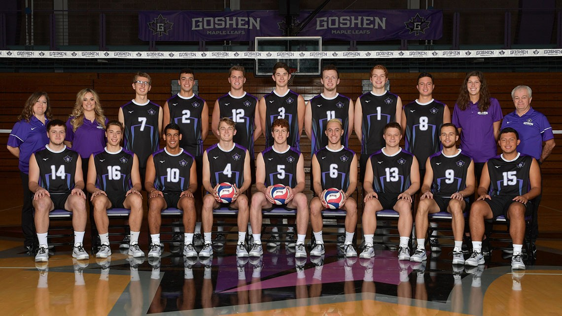 Men's Volleyball team picture