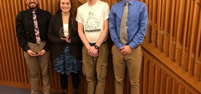 Cross country runners honored with new character award