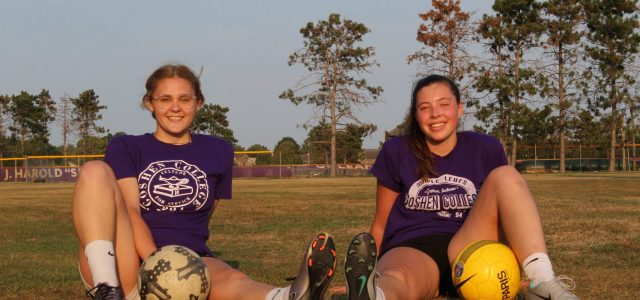 COVID-19 forces hand of two Goshen College student athletes