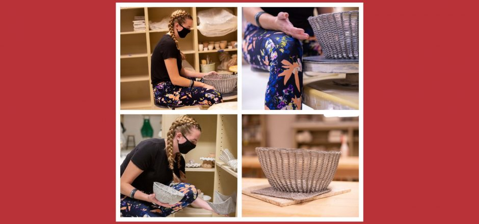 'Pottery of the scarves': A new way of knitting