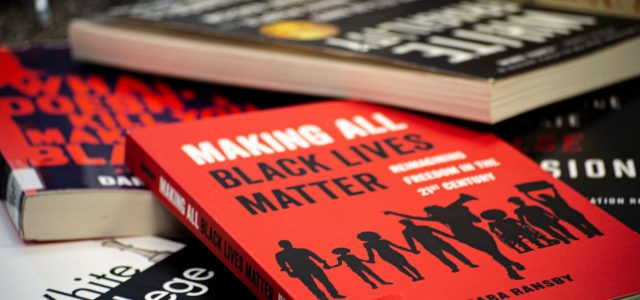 Racial equality books chosen with 'intentional focus'