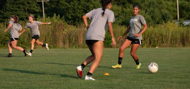 Women's soccer team faces low numbers
