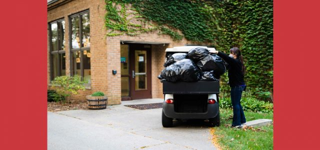A clean campus for all: Custodians stay busy