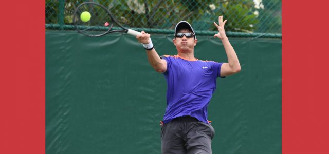 Athlete Travels from Thailand to Goshen for tennis