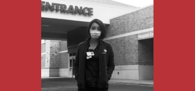 Nursing students reflect on hospital nights
