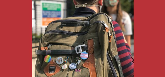 Changing campus culture one button at a time