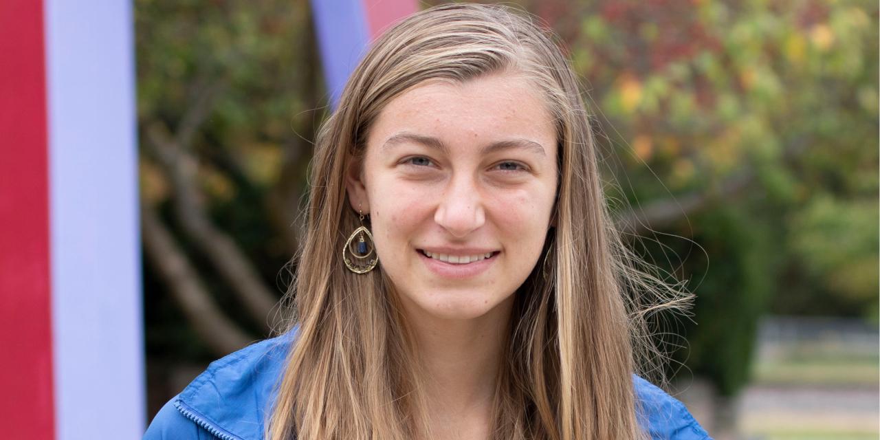 Portrait of Alena Miller