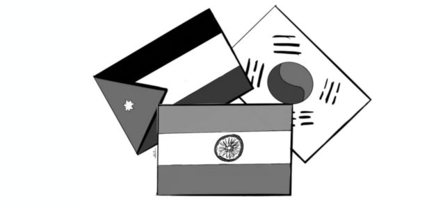 Voters from abroad engage political election
