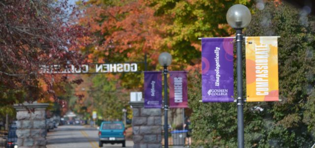 A new look for Goshen College