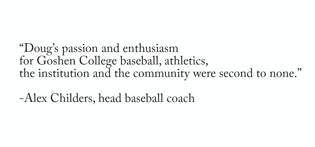 GC grieves sudden loss of assistant baseball coach