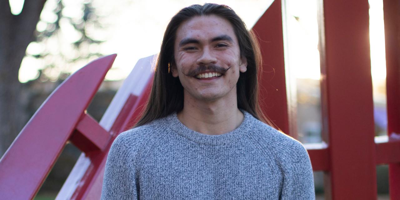 Portrait of Khampha Stempel