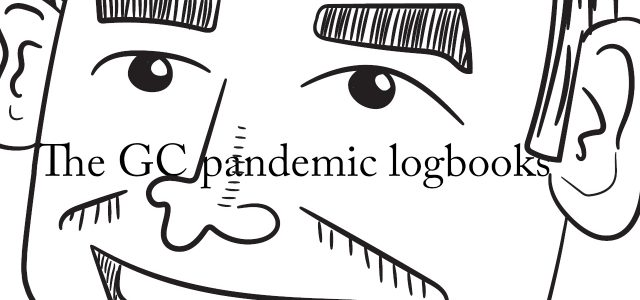The GC pandemic logbooks