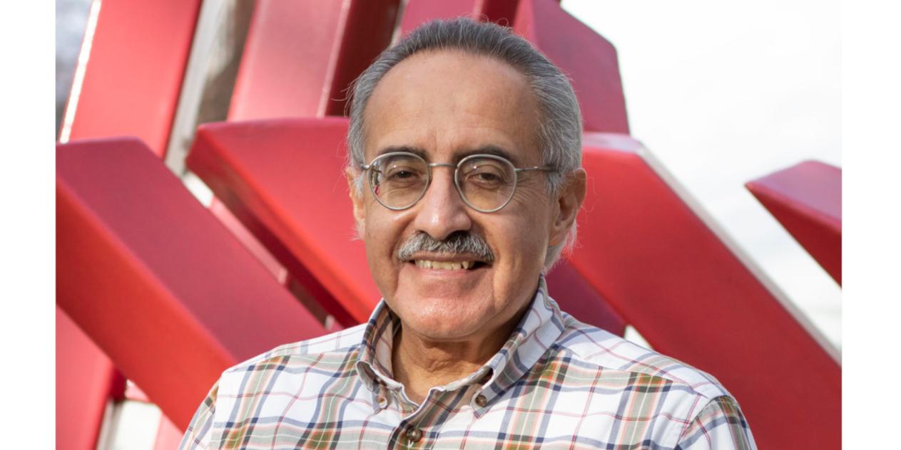 Portrait of Richard Aguirre