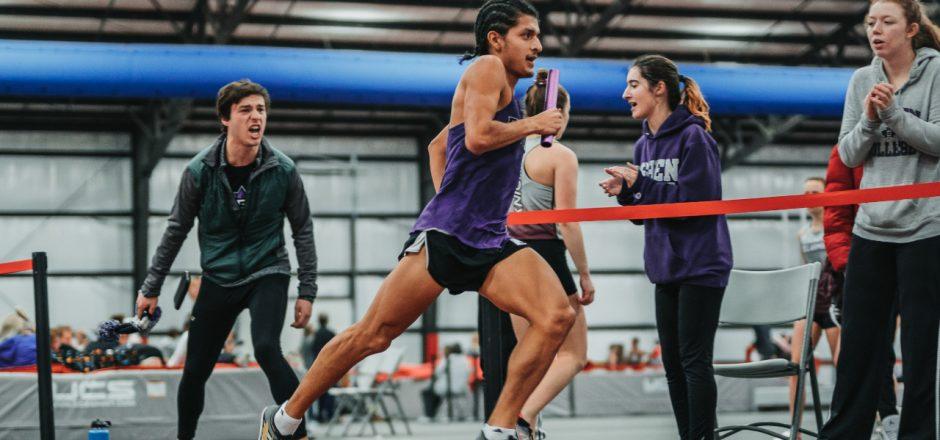 Top runner returns to race again
