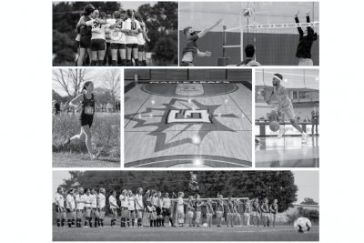 College of GC athletics from the fall