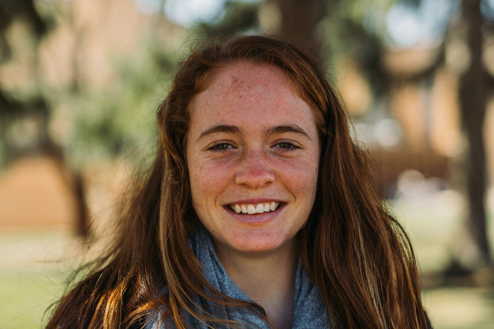 Sierra Richer Portrait