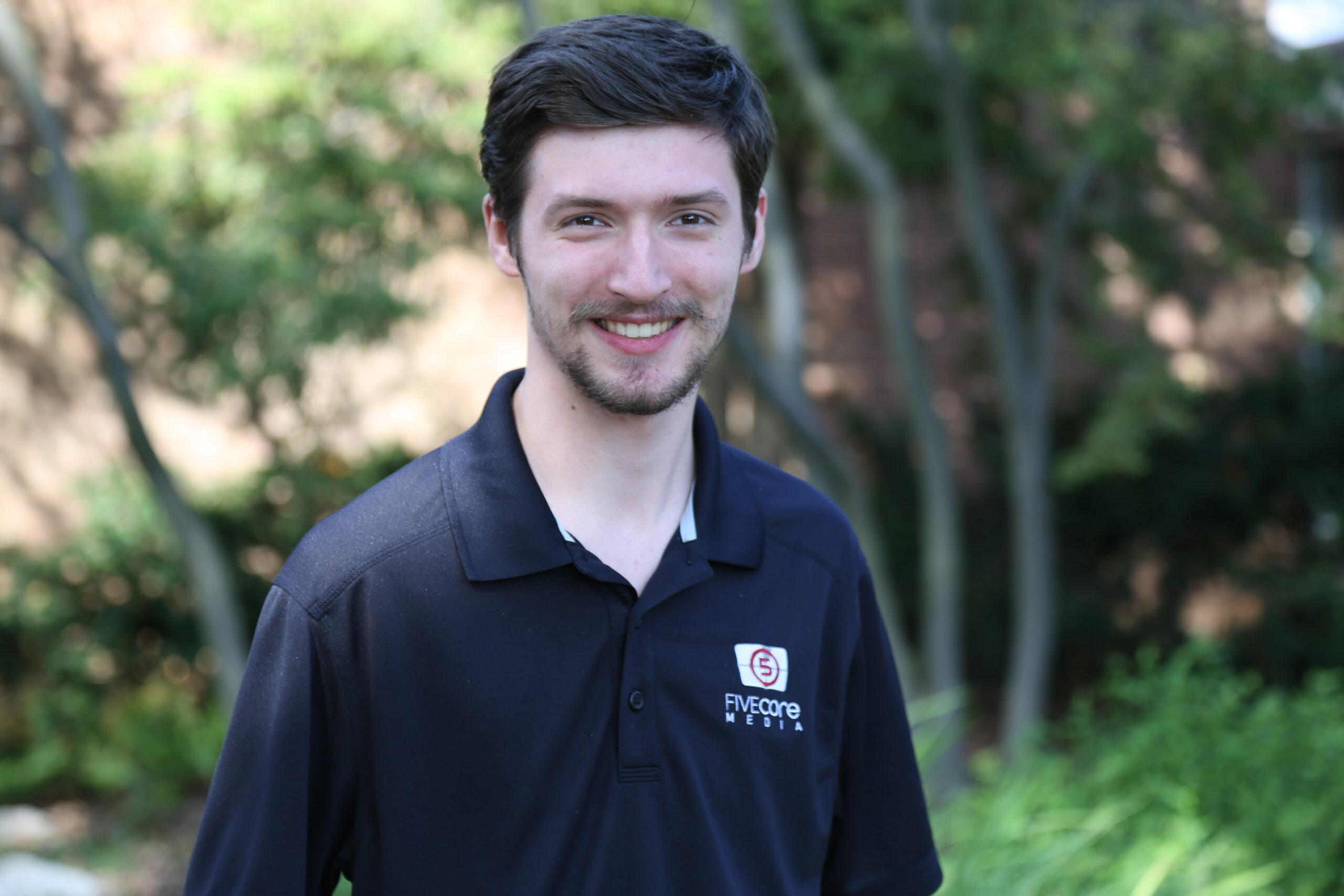 Portrait of Eric Miller