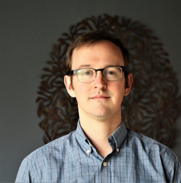 Portrait of Paul Shetler Fast