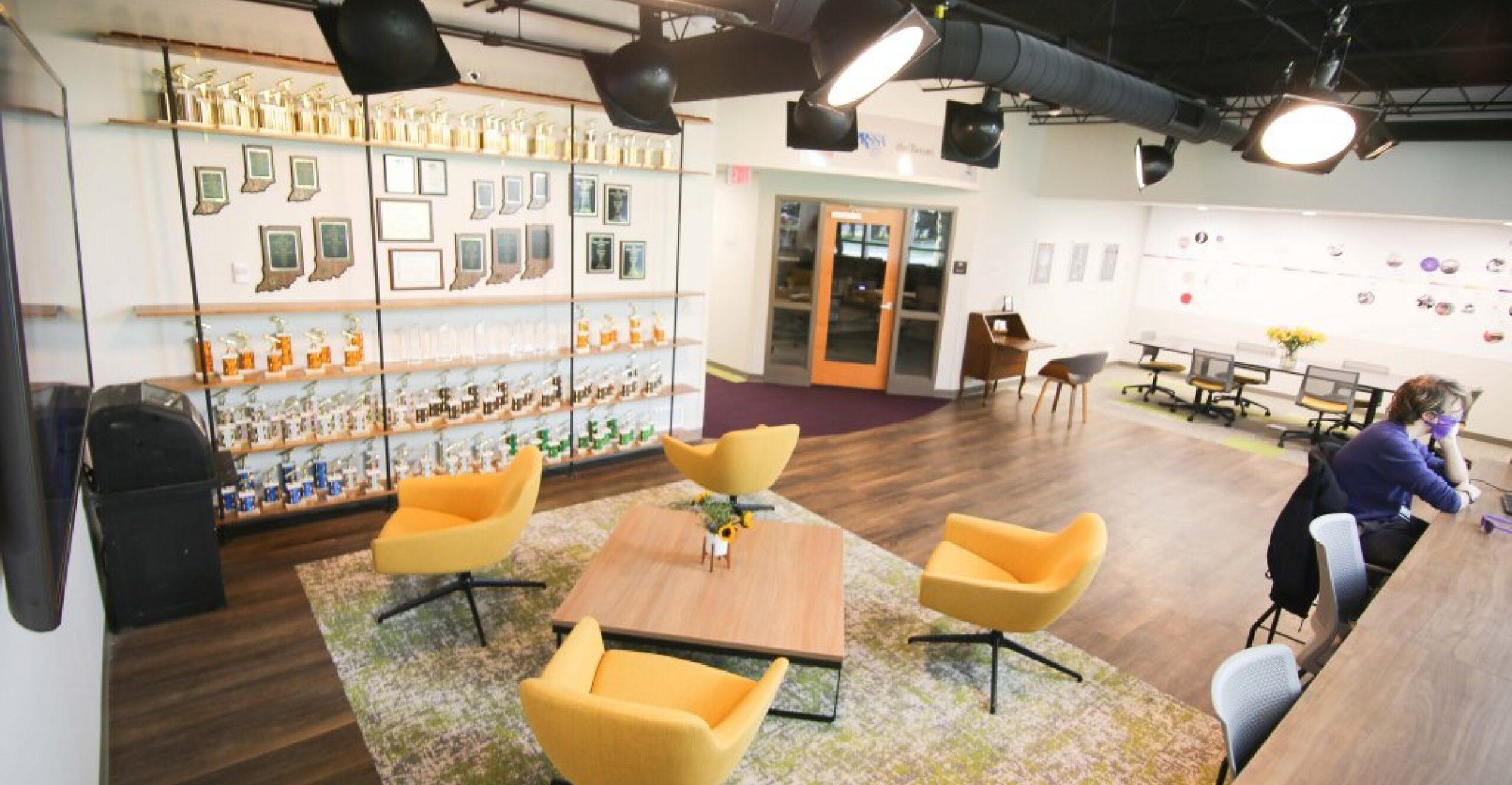 Inside Communication Center