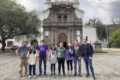 SST group in Ecuador