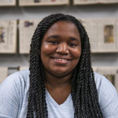Portrait of Kyra Green