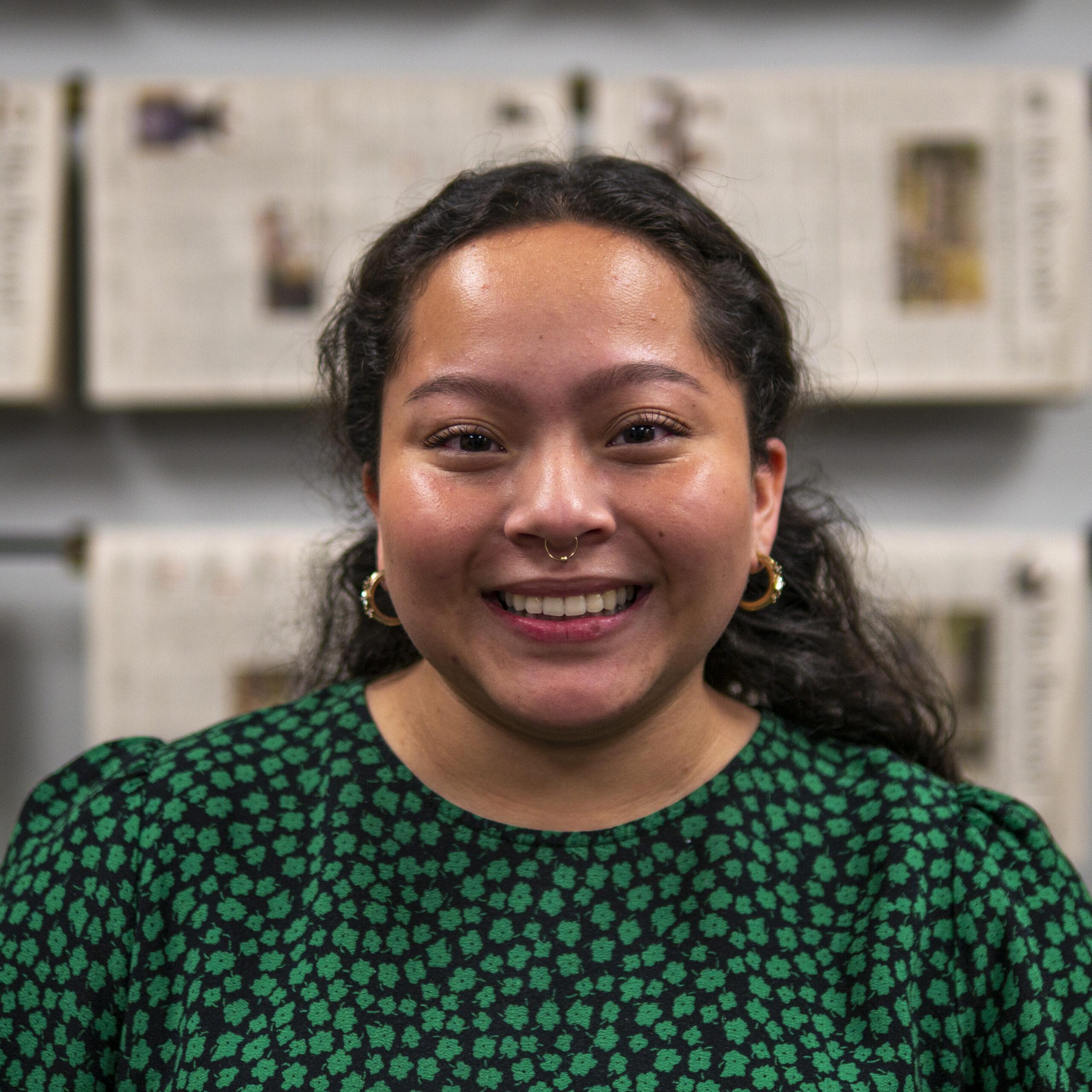 Portrait of Mariela Esparza