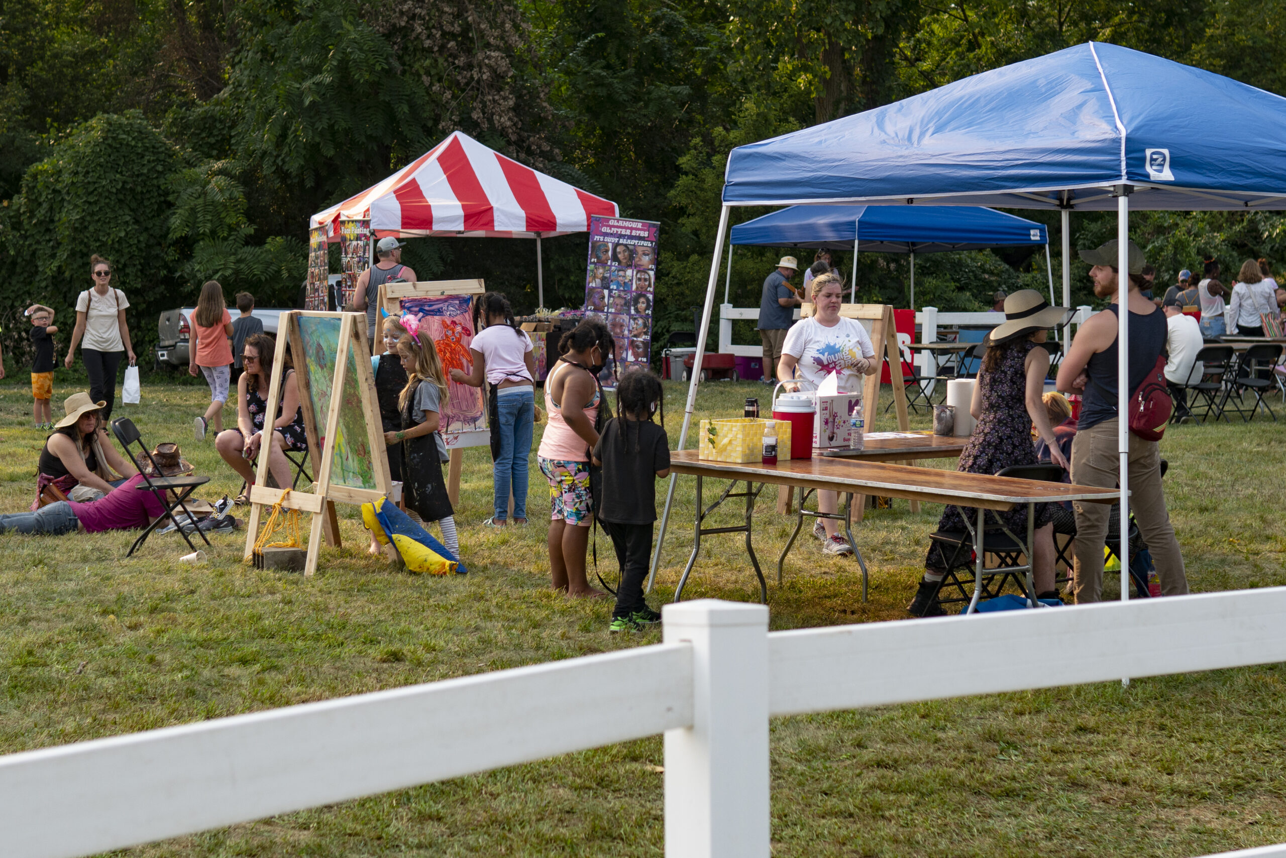 Arts on the Millrace