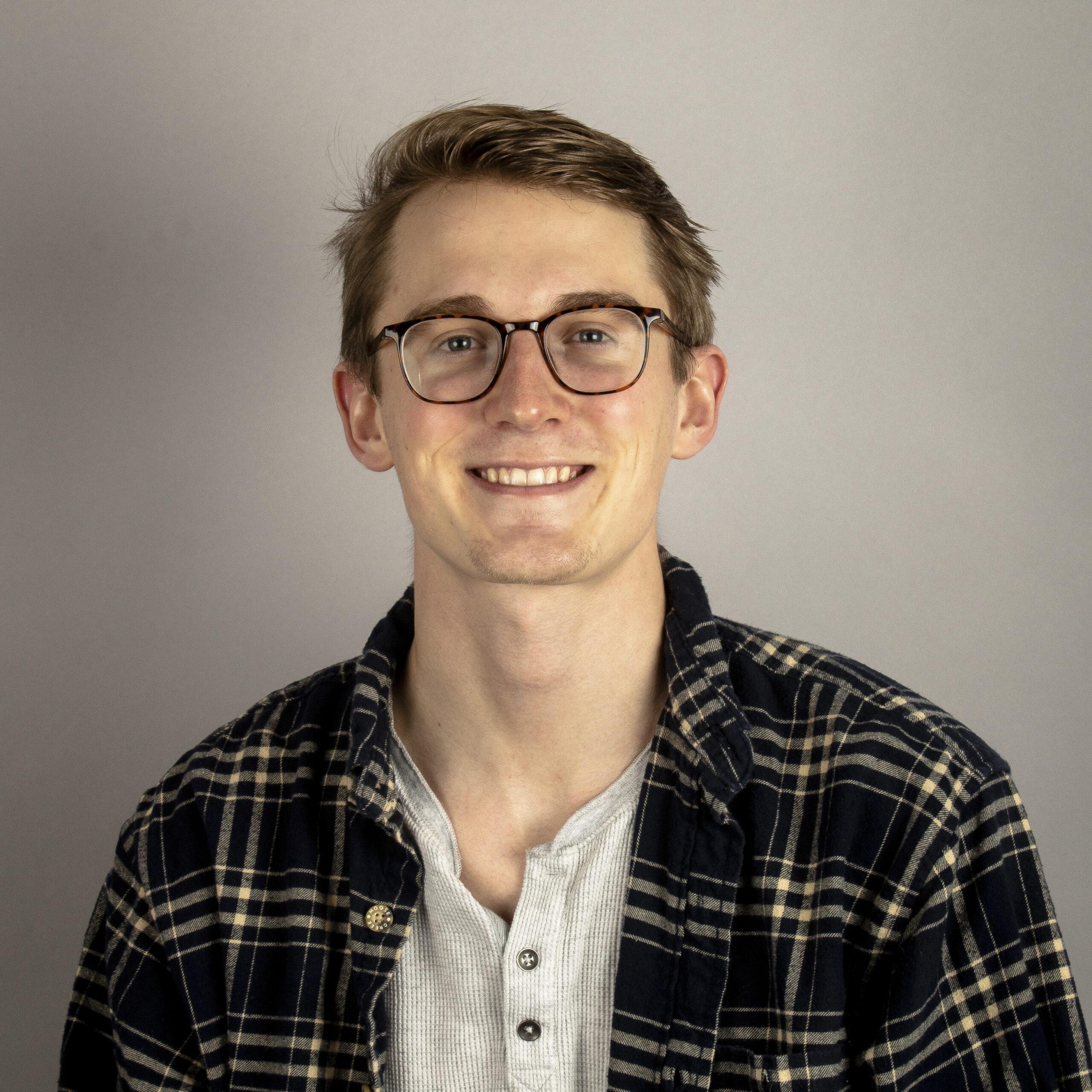 Portrait of Nick Yutzy
