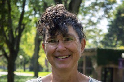 Portrait of Cathy Stoner
