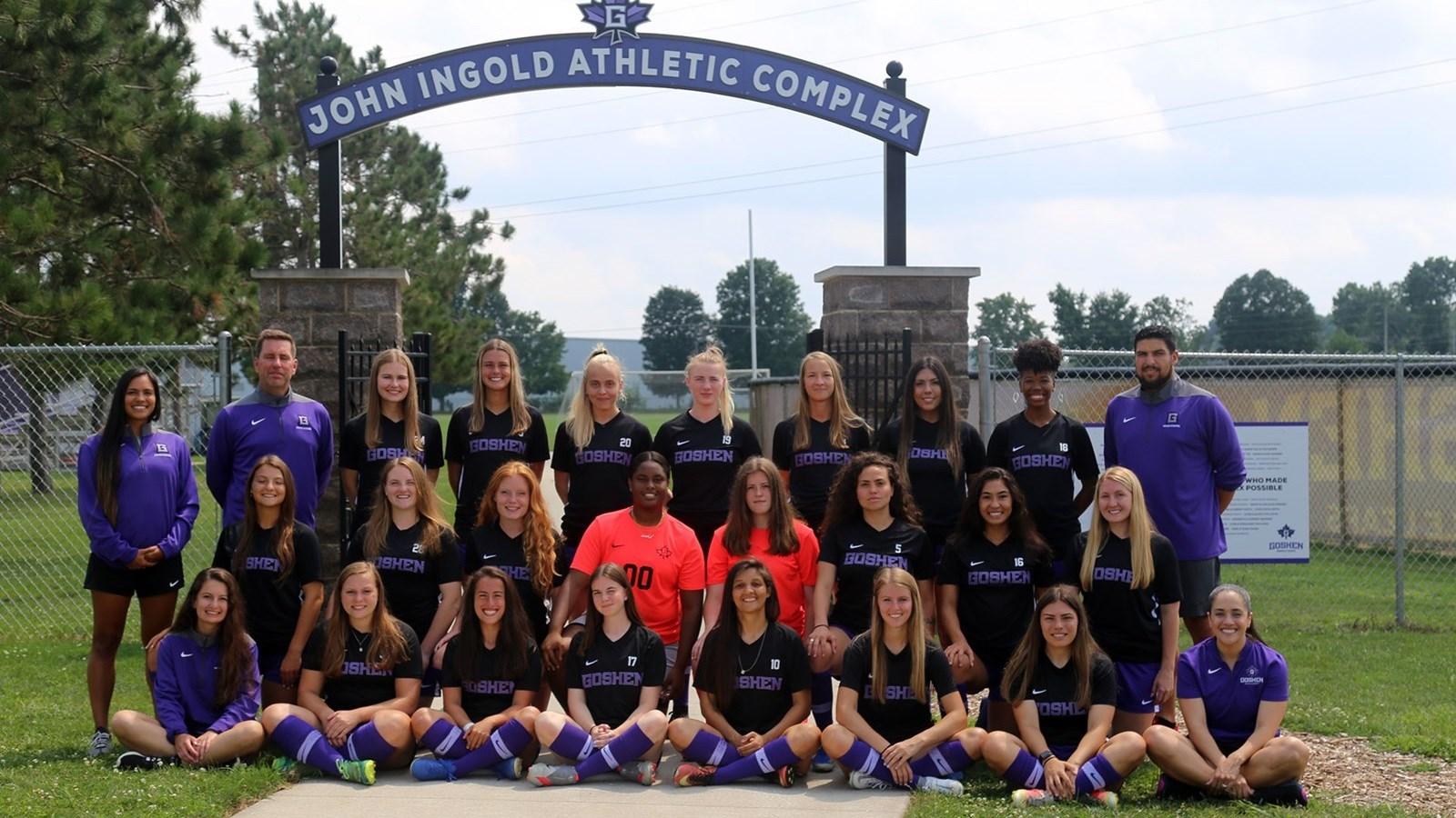 GC women's soccer 2021