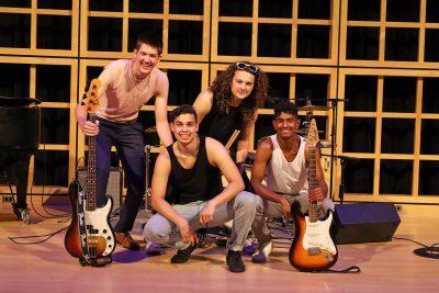 "Rock Band ""The Runaways"""