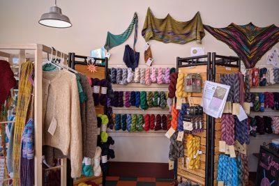 Inside the Reverie shop