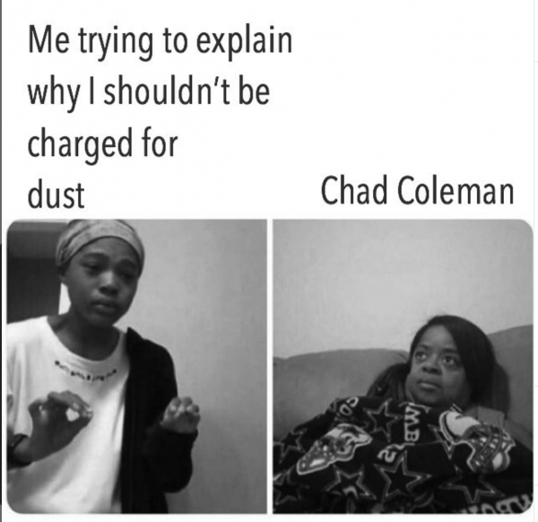 A different kind of chad meme