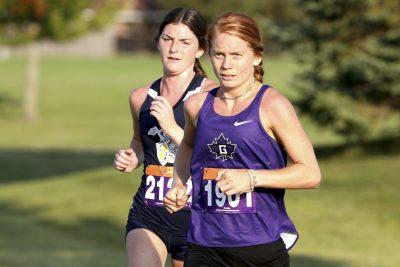 Naomi Ross Richer racing