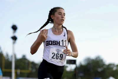 Summer Cooper running